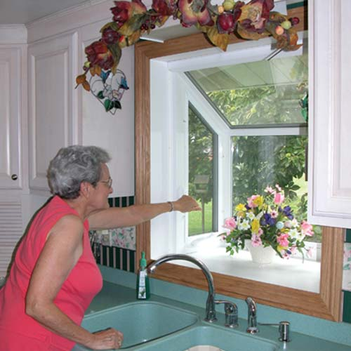 Attractive GARDEN WINDOWS. Garden Replacement Windows