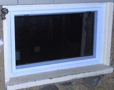 basement window replacement window options basement window guy with